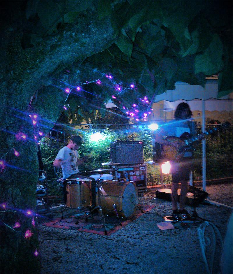 Chez léonie - concert Radiator